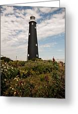 The Old Lighthouse Greeting Card
