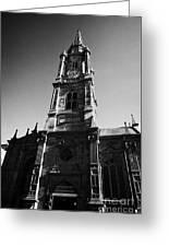 The Tron Church Edinburgh Scotland Uk United Kingdom Greeting Card by Joe Fox