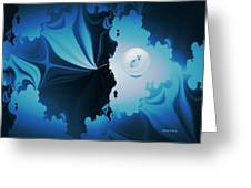 The Wolf Within Greeting Card