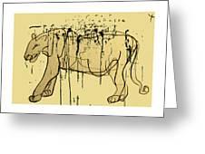 Travel Book - 2012 Greeting Card