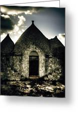 Trulli Greeting Card