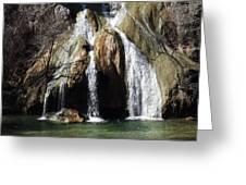 Turner Falls Greeting Card