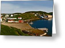 Two Good Arms Newfoundland Greeting Card