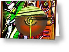 Untitled 209 Greeting Card