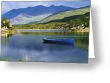 Upper Lake, Killarney, Co Kerry Greeting Card
