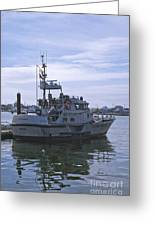 Uscg 47' Lifeboat - 1 Greeting Card