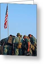 Veterans Remember Greeting Card