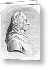 Voltaire (1694-1779) Greeting Card