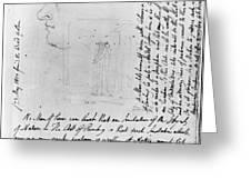 William Blake (1757-1827) Greeting Card
