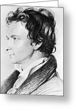 William Hazlitt (1778-1830) Greeting Card