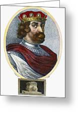 William II (1056-1100) Greeting Card