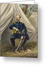William Tecumseh Sherman Greeting Card