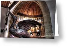 Wreay Church Cumbria Greeting Card