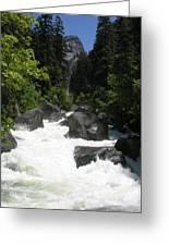 Yosemite National Park 2011 Greeting Card
