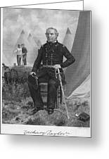 Zachary Taylor (1784-1850) Greeting Card