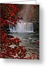 Cumberland Falls Ky Greeting Card