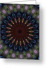 10 Minute Art 120611a Greeting Card