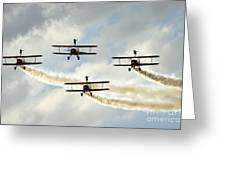 Wingwalkers Greeting Card