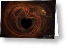 Fractal Greeting Card