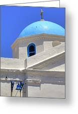Mykonos Greeting Card