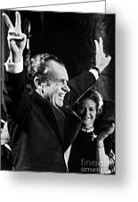 Richard Nixon (1913-1994) Greeting Card