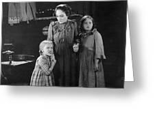 Silent Still: Children Greeting Card