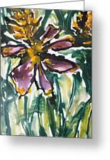 Divineflowers Greeting Card