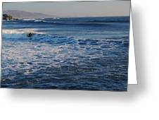 Surfers Make The Ocean Better Series Greeting Card