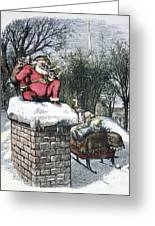 Thomas Nast Santa Claus Photograph By Granger