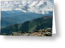 12610 On Top Of New Hampshire Greeting Card
