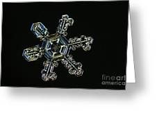 Snowflake Greeting Card