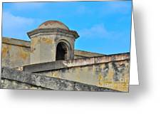 Architectural Series  Greeting Card