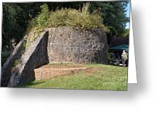 St Fagans Museum Greeting Card