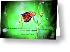 14- The Butterfly Greeting Card