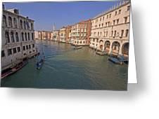 Venice - Italy Greeting Card