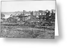 Civil War: Richmond, 1865 Greeting Card