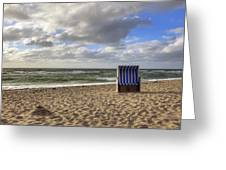 Sylt Greeting Card