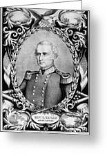 Zachary Taylor (1784-1850) Greeting Card