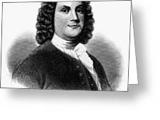 Benjamin Franklin (1706-1790) Greeting Card