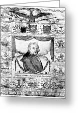 John Adams (1735-1826) Greeting Card