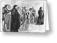 Shakespeare: Richard IIi Greeting Card