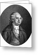Louis Xvi (1754-1793) Greeting Card