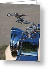 1930 Packard Model 740 Phaeton Greeting Card