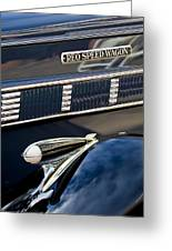 1935 Reo Speed Wagon 6ap Pickup  Greeting Card