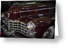 1948 Cadillac - Series 75 Limousine Greeting Card