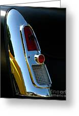 1953 Mercury Monterey Taillight Greeting Card