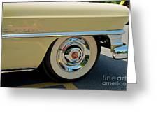 1955 Cadillac 2 Greeting Card