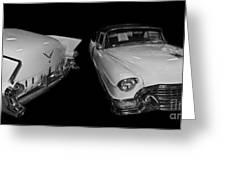 1955 Cadillac Series 62 El Dorado Convertible Greeting Card