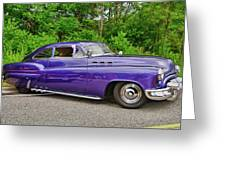 1956 Buick   7767 Greeting Card