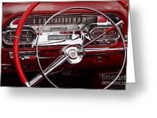 1957 Dash Greeting Card